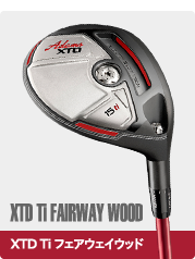 XTD Ti Fairway Wood