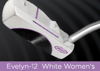 Evelyn-12  White Womens